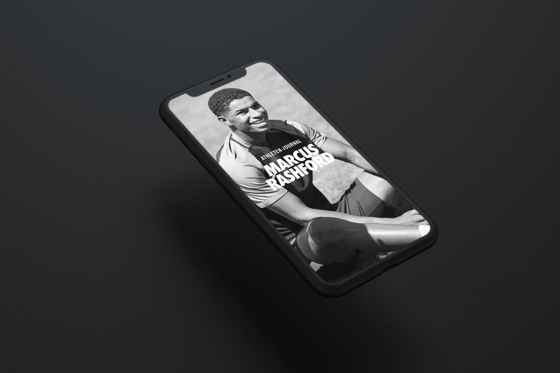 Nike+ Marcus Rashford